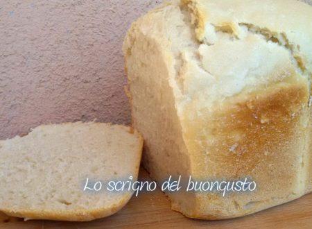 Pane classico senza burro