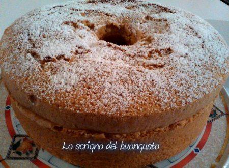 Chiffon cake (Stati Uniti)