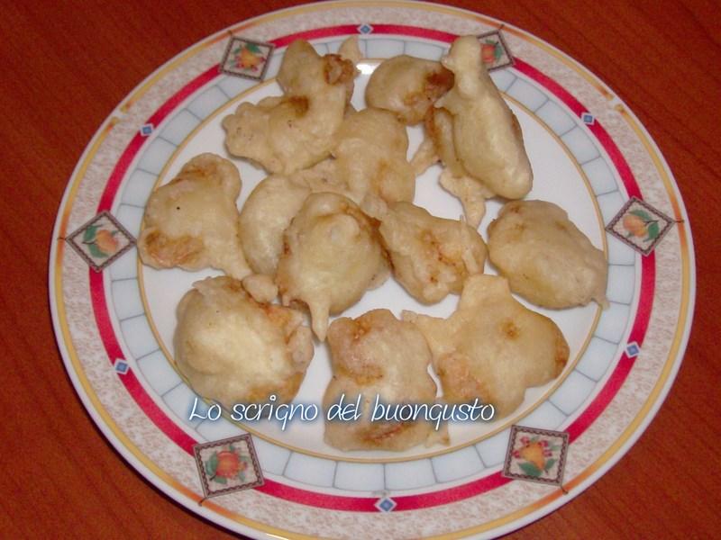 Gamberetti pastellati