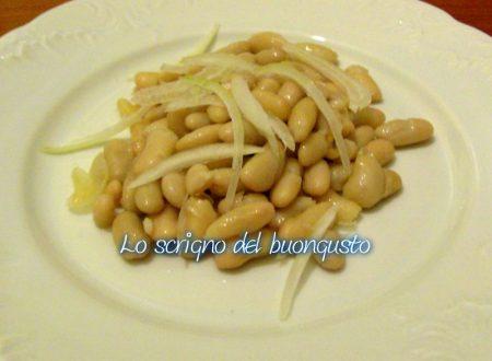 Fagioli insalata