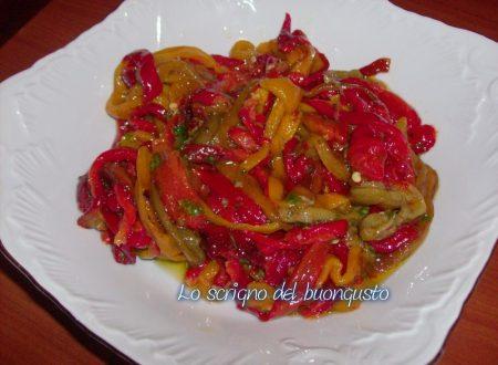 Peperoni arrosto