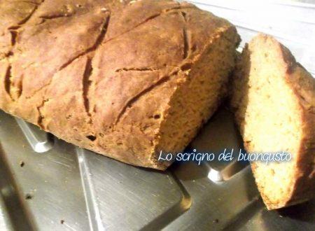 Pane con farina di soia