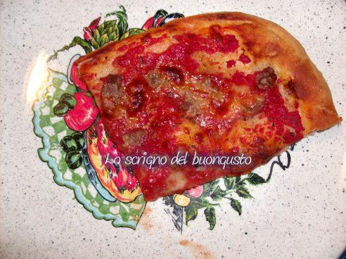 Pizza doppia – ricetta lievitata –