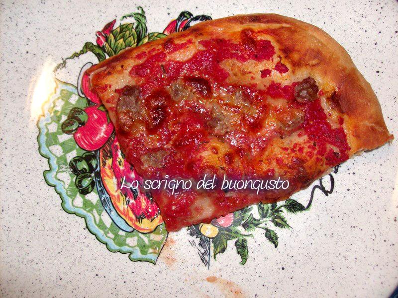 Pizza doppia