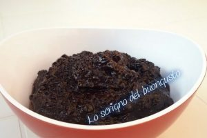 Marmellata di uva nera da vino