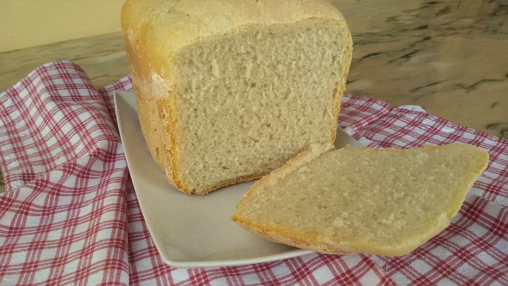 Pane bianco light con MDP