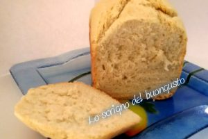Pane bianco light con MDP