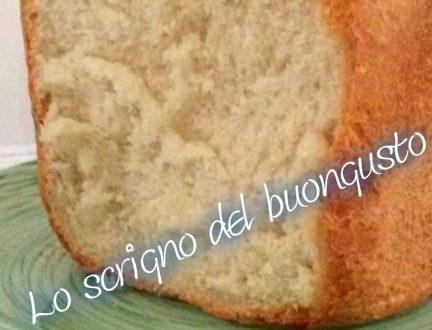 Pane al latte con MDP