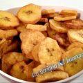 Platano fritto o tostones