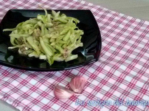 Puntarelle insalata (Lazio)