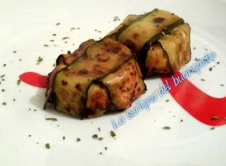 Tortini alle verdure farciti