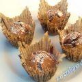 Muffin cioccolatosi con cuore liquoroso