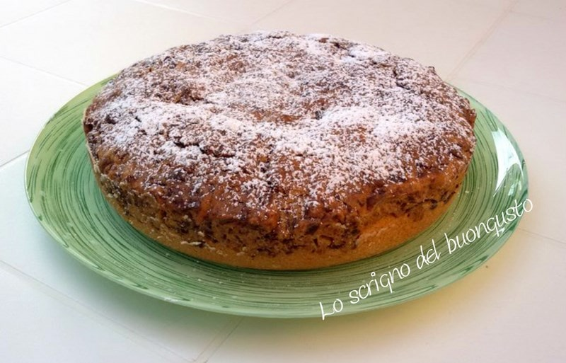 Torta cookie super golosa