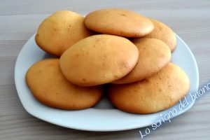Biscotti all'ammoniaca