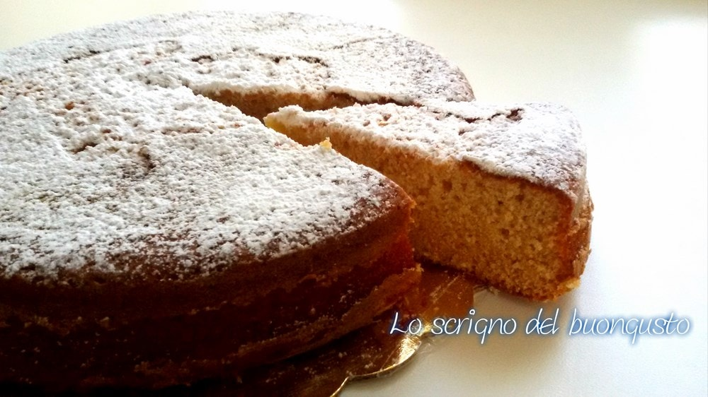 Top Torta con la marmellata nell'impasto - Lo scrigno del buongusto JU44
