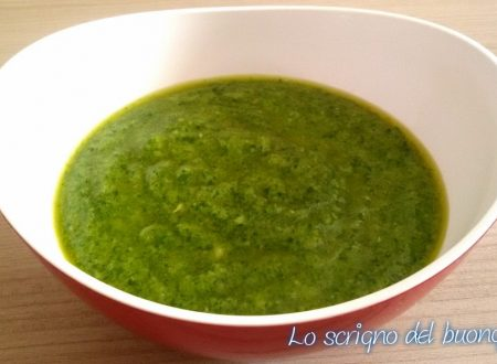 Salsa all'aglio