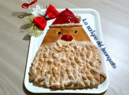 Babbo Natale dolce farcito