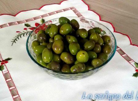 Olive dolci