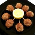 Polpette al forno finger food