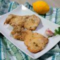 Bistecchine di pollo panate