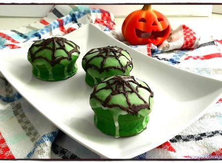 Cupcake di Halloween