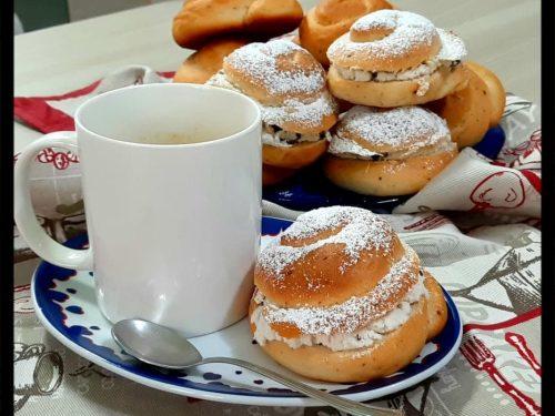 Biscotti siciliani di San Martino