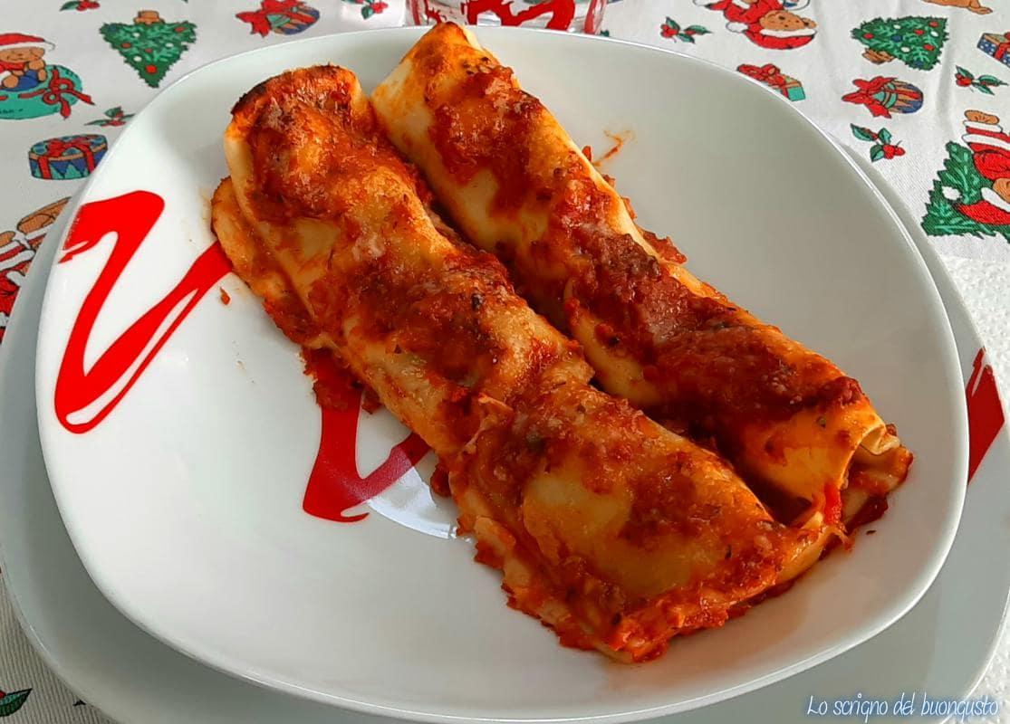 Cannelloni classici