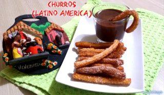 Churros (Latino America)