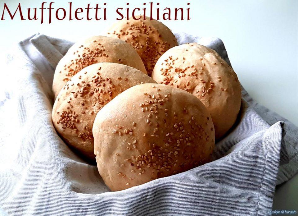 Muffoletti siciliani