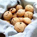 Biscotti veloci cannella e cioccolato