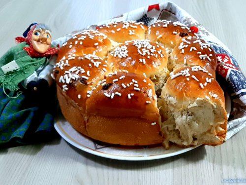 Dreikönigskuchen dolce della Befana