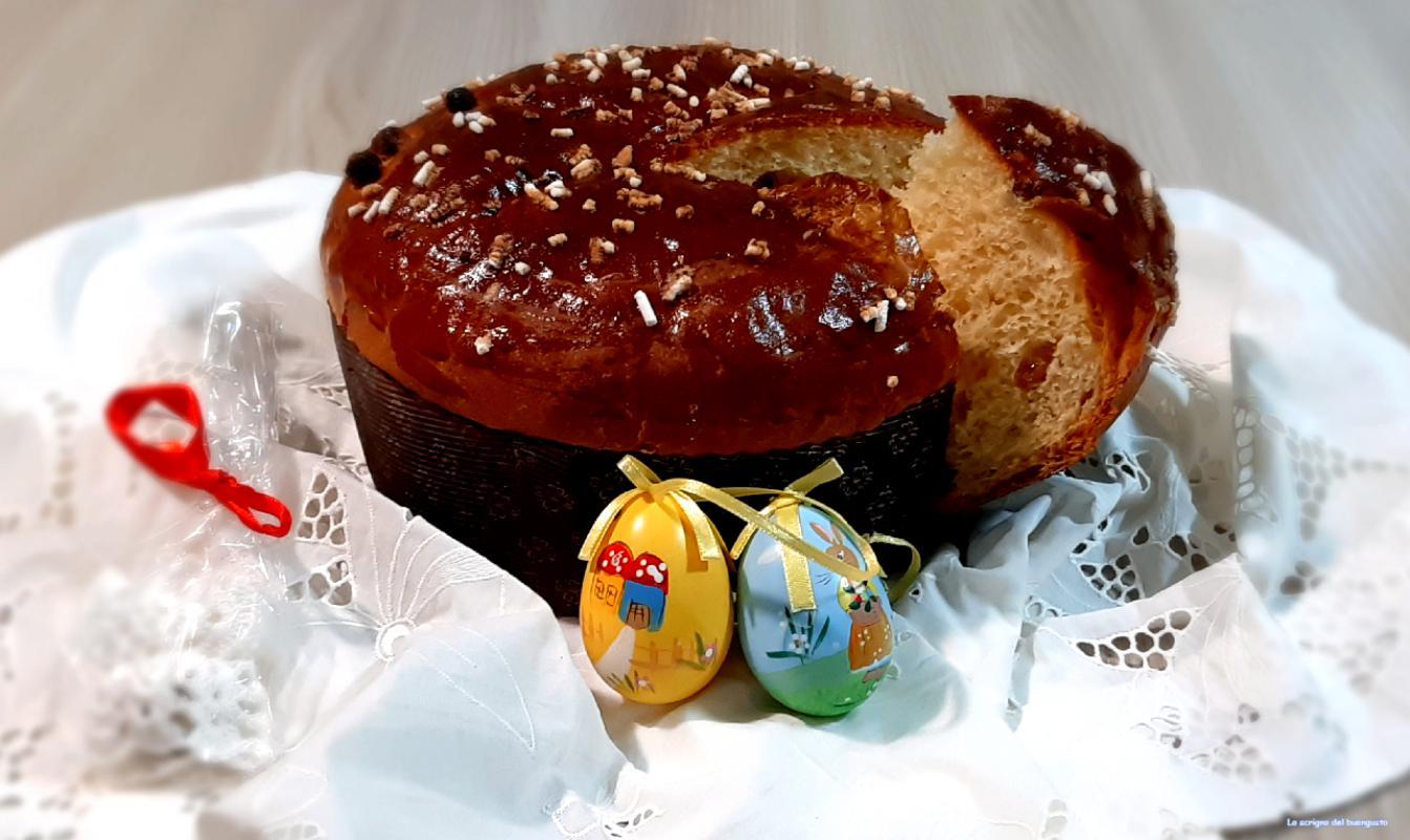 Pagnotta di Pasqua romagnola
