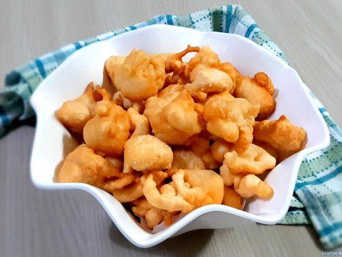 Frittelli in pastella semplici e gustosi