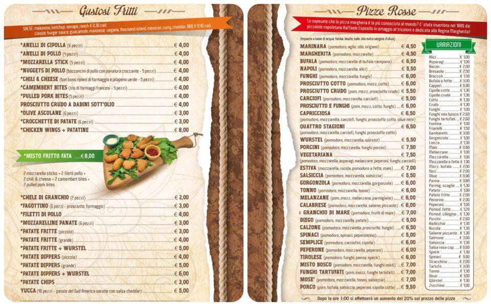 Pizzeria la fata