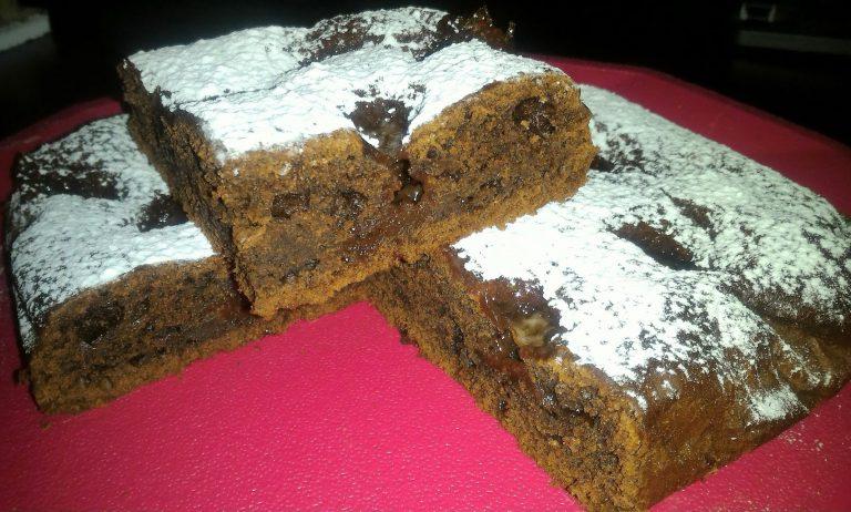 torta philadelphia e cacao