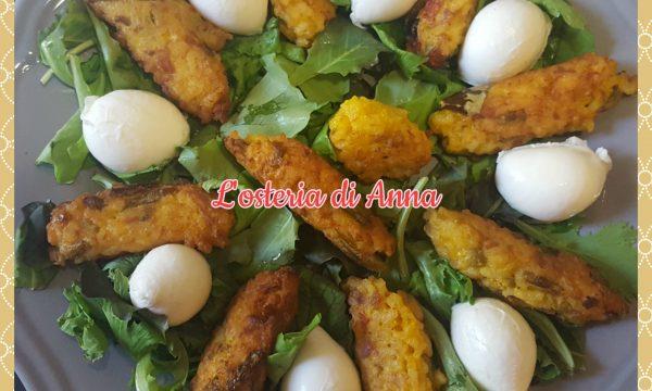 Crocchette di insalata di riso