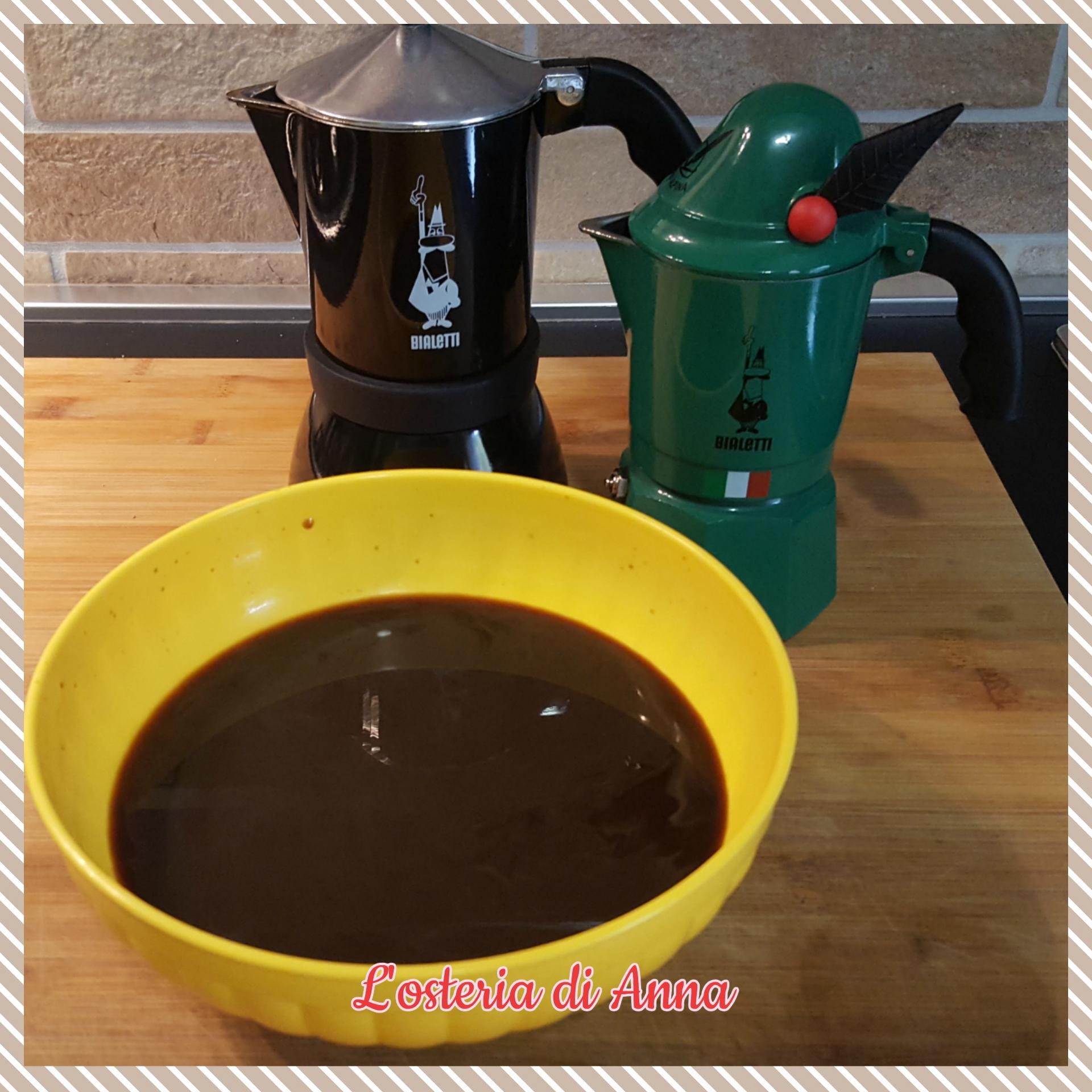 Caffè per il tiramisù