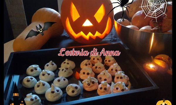 Meringhe di Halloween