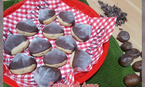 Castagnotti (biscotti alle castagne)