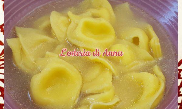 Cappelletti romagnoli (vera ricetta tradizionale)