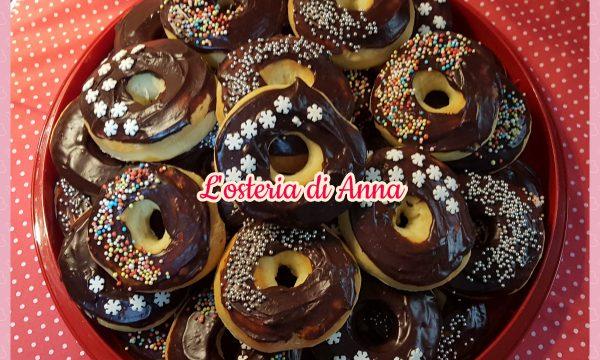 Donuts a modo mio