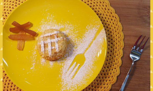 Muffin pastiera