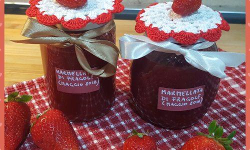 Marmellata di fragole (con la MDP)