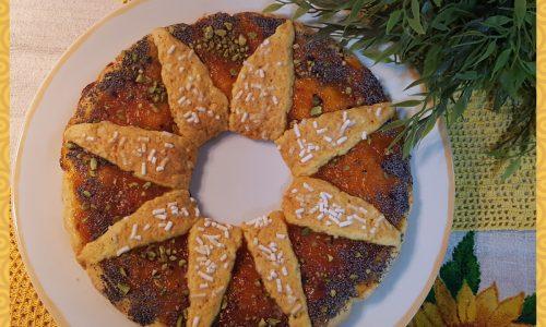 Crostata sole (ricetta di Natalia Cattelani – La prova del Cuoco)