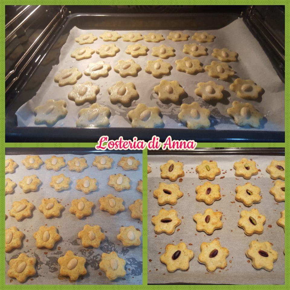 Biscotti al formaggio | L'osteria di Anna