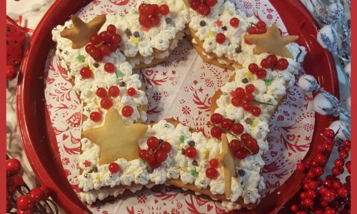 Cream tart di Natale (Christmas Tart)