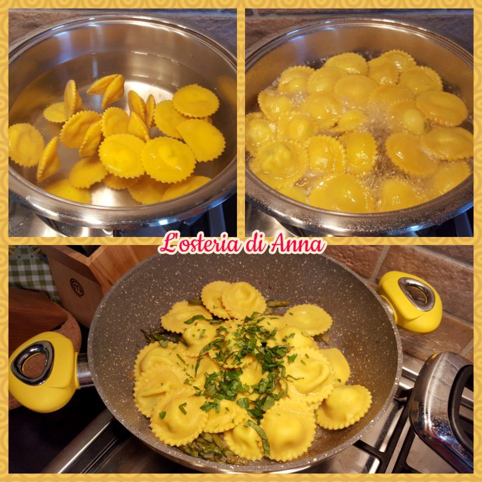 Cuocere la pasta fresca
