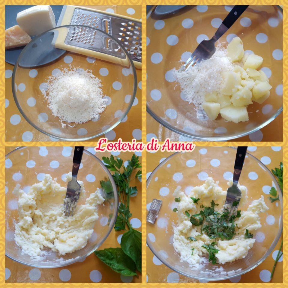 Ripieno della pasta fresca