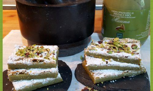 Tenerina al pistacchio