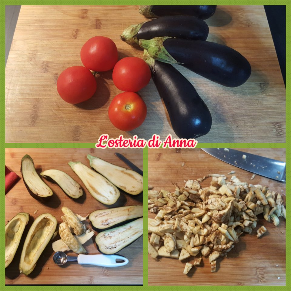 Ingredienti per la ricetta
